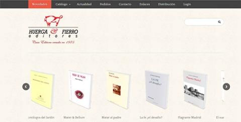 web Huerga y Fierro