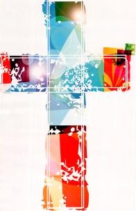 cruz gigante, salesianos atocha, 2014,