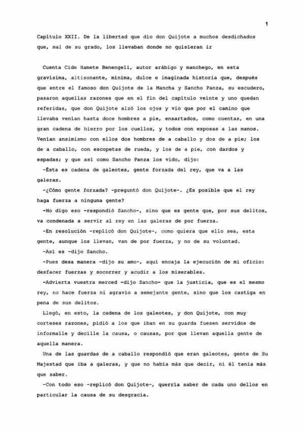 pagina original mecanografiado, curso preimpresión online, jesús garcía jiménez