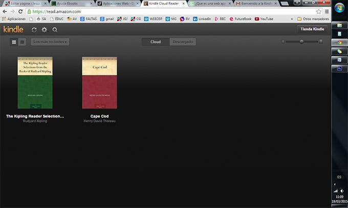 Biblioteca personalizadaa app read amazon, jlibro electrónico, web app, editorial
