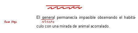 signos de indicación tipológica, signos combinados, signos de corrección, corrección editorial, curso de preimpresión