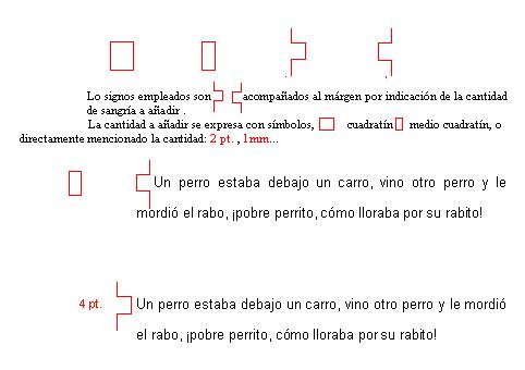 signos de corrección, corrección editorial, curso de preimpresión