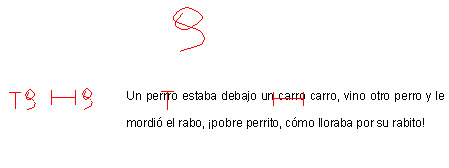 signo de marcado, supresión, dele, signo de corrección, curso preimpresión, corrección editorial