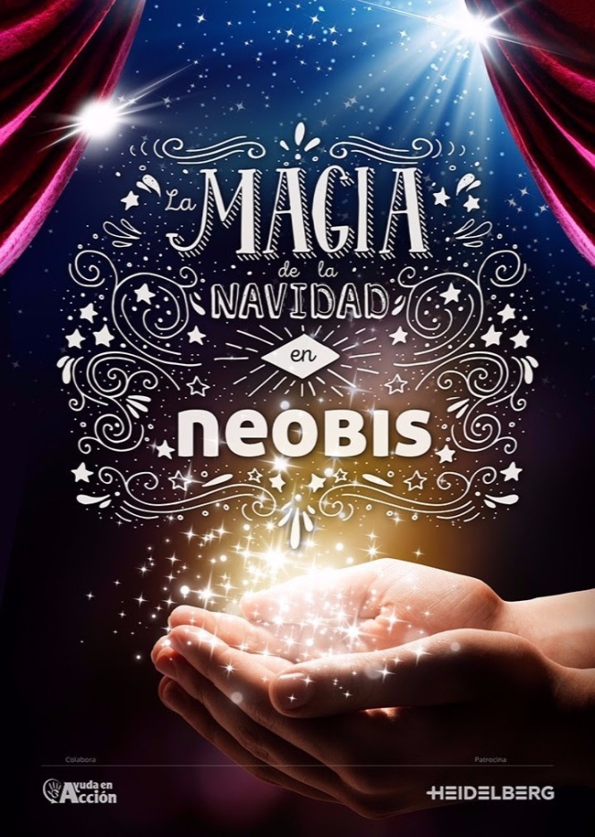 la magia de la navidad, neobis