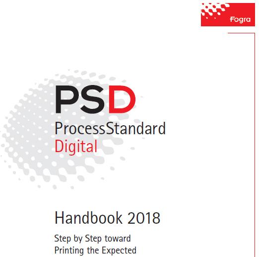 psd handbook 2018, fogra, impresión digital,