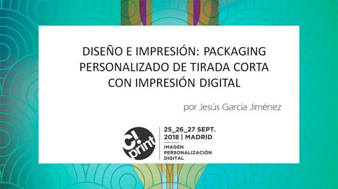 presentación Cprint, Jesús García, impresión digital, packaging, dato variable, artes gráficas, salesianos atocha