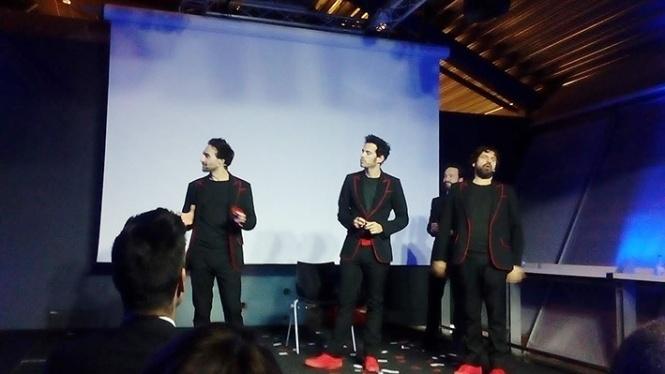 asociación neobis, evento navidad 2018, comunicación gráfica, jesusgarciaj, jamming,