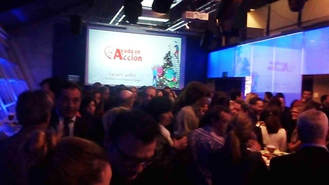 neobis, evento navidad 2018, artes gráficas, madrid, jesús garcía