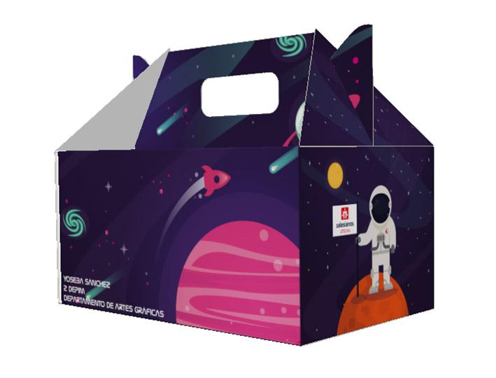 Packaging Impresión Digital, pequeño formato, Artes graficas Salesianos Atocha, Xerox, Versant, Jesús García, Yoseba,