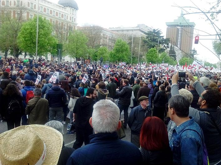 La España vaciada; manifestación, Jesusgarciaj,