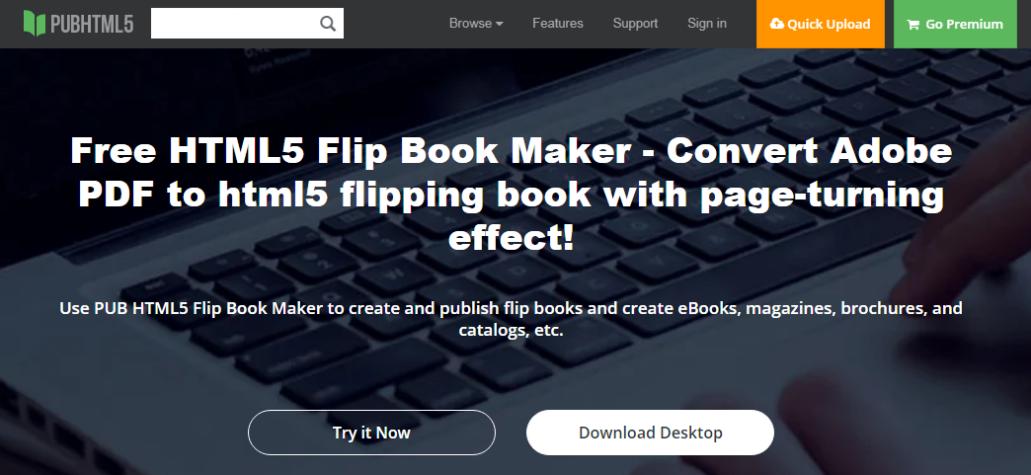 flip book maker