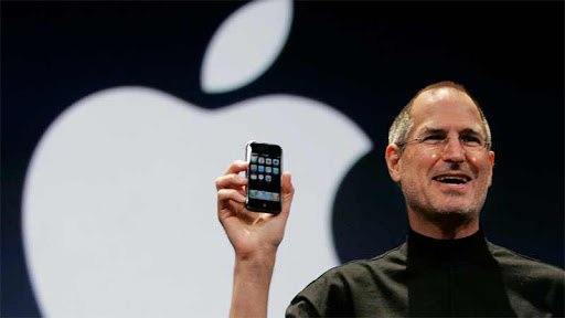 IPhone; Steve Jobs