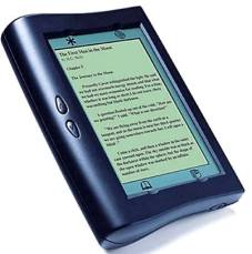 E_reader; Rocket-ebook