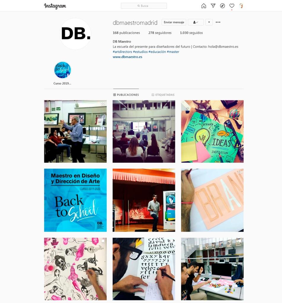 DBMaestro en Instagram