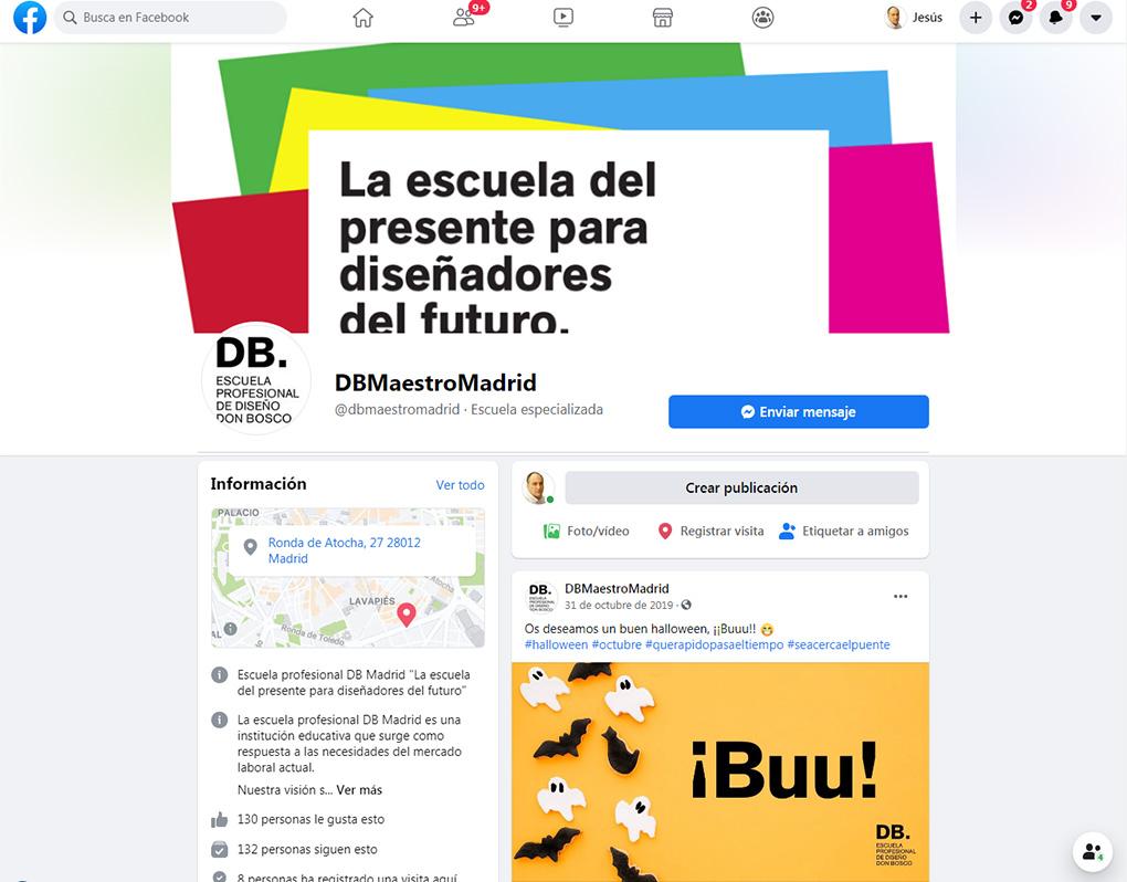 DBMaestro en Facebook